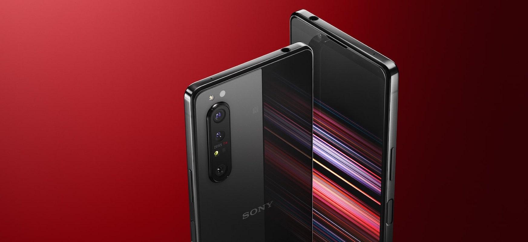 Sony Xperia 1 II pre-salmentara joan nintzen.  PLN 5299 prezioa  WF-1000XM3 entzungailuak opari gisa