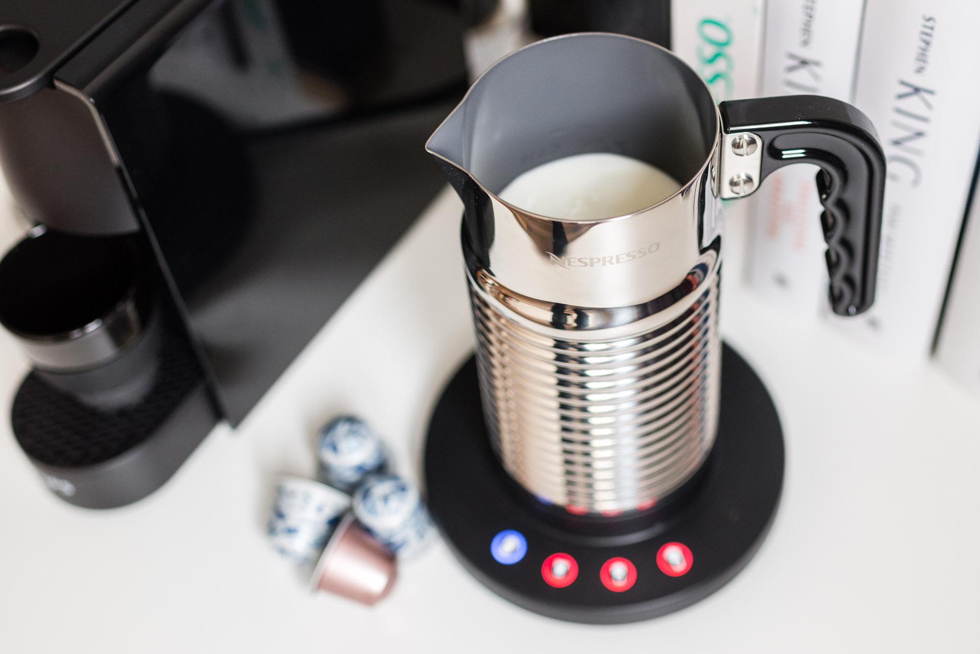 Hemen Nespresso kafe bilduma eta kafe makina berria!