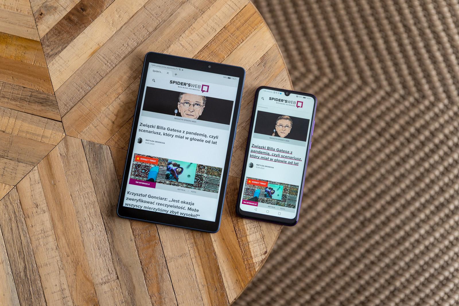 Huaweia-ren eskaintza berri onak dituzten smartphone eta tablet merkeak dira oparitu beharrekoak