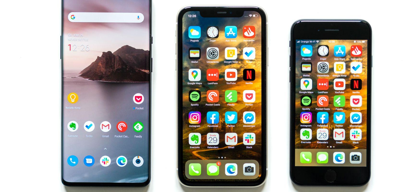 Munduak Android telefono txikiak behar ditu.  iPhone SE 2020-k iritzia aldatzeko konbentzitu ninduen