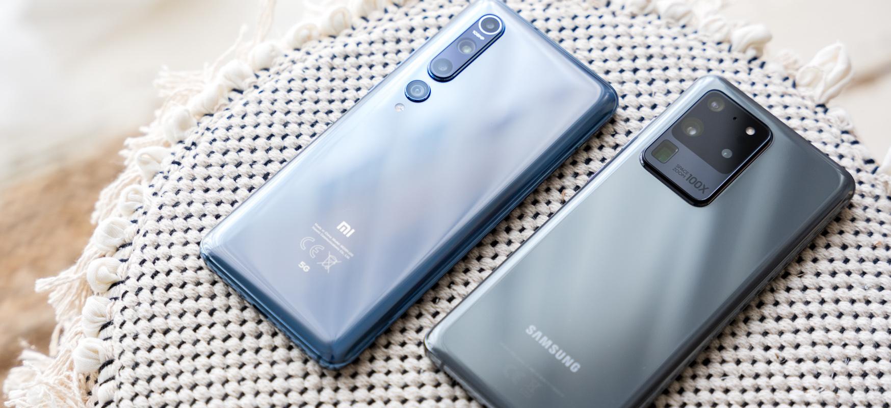 Xiaomi-k azkarregi ireki zuen xanpaina.  Samsung da Polonian oraindik ere agintzen duena