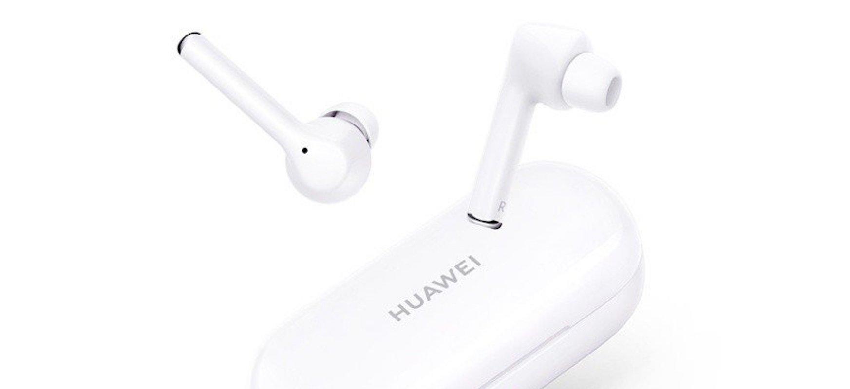 Huawei-k Freebuds 3i haririk gabeko entzungailu berriak aurkeztu ditu.  Merkea, baina ANCrekin