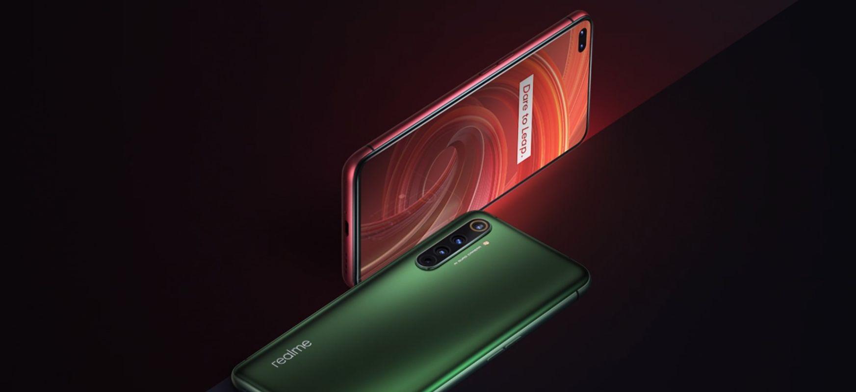 Txinatik datozen smartphone berriak Poloniara doaz.  Ongi etorri Realme X50 Pro 5G eta Realme 6 Pro