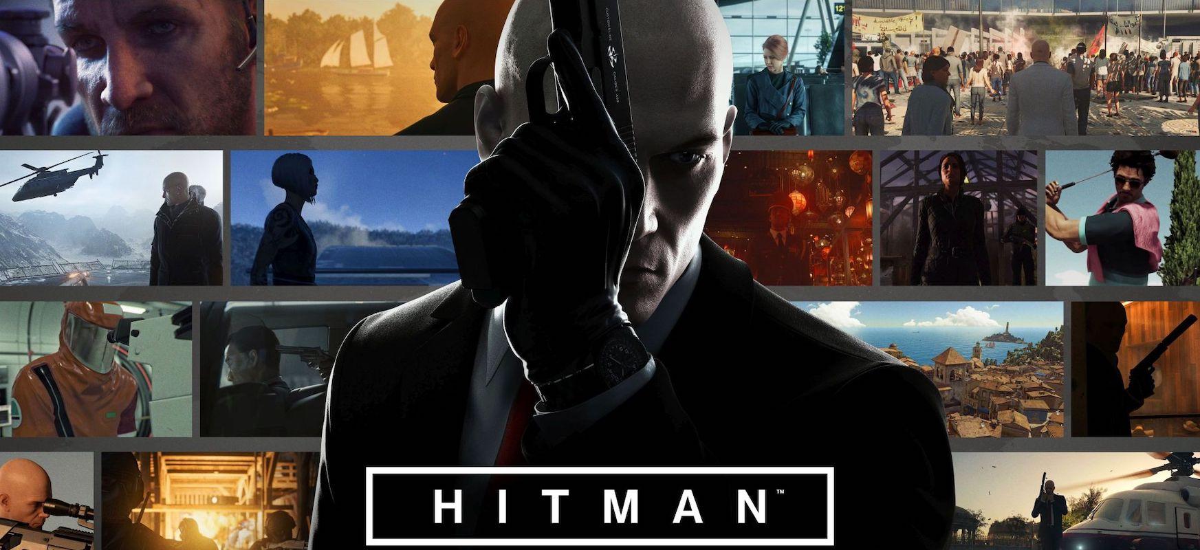 Hitman doan PlayStationen 4.  Deskargatzeko lehen denboraldi osoa