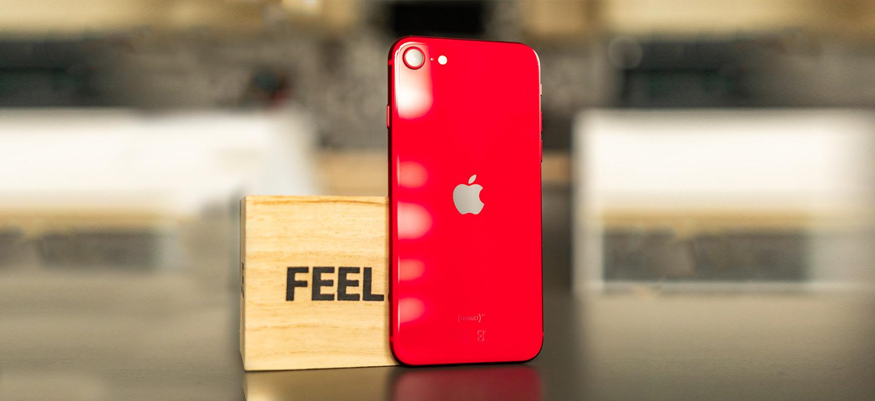 IPhone SE kamera nola alderatzen du beste iPhonerekin?  Egiaztatu dugu
