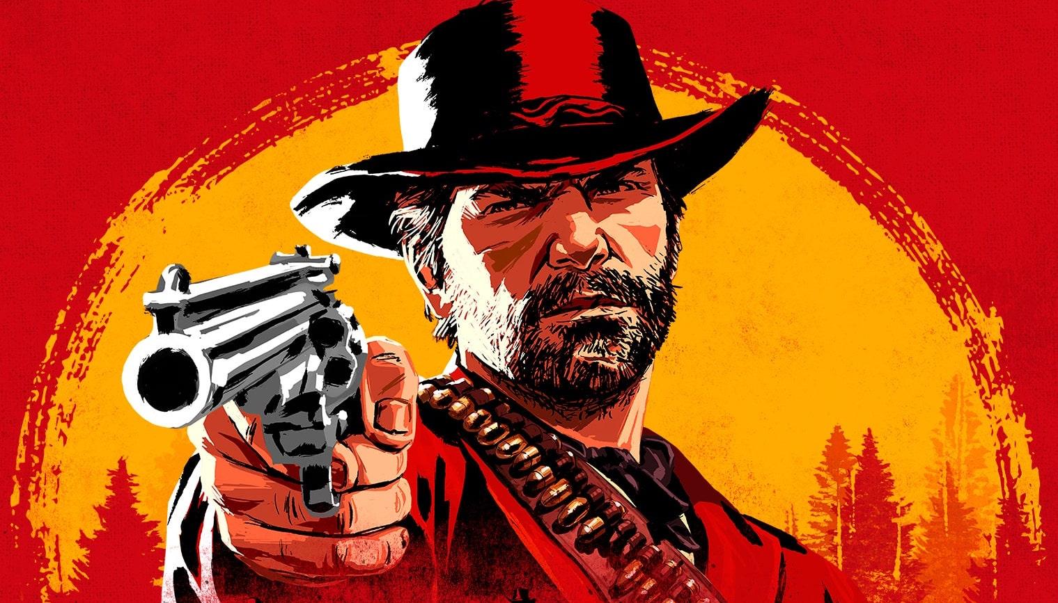 Microsoft izerditan ari zen.  Red Dead Redemption 2 Xbox Game Pass-en dago Xbox One-rako