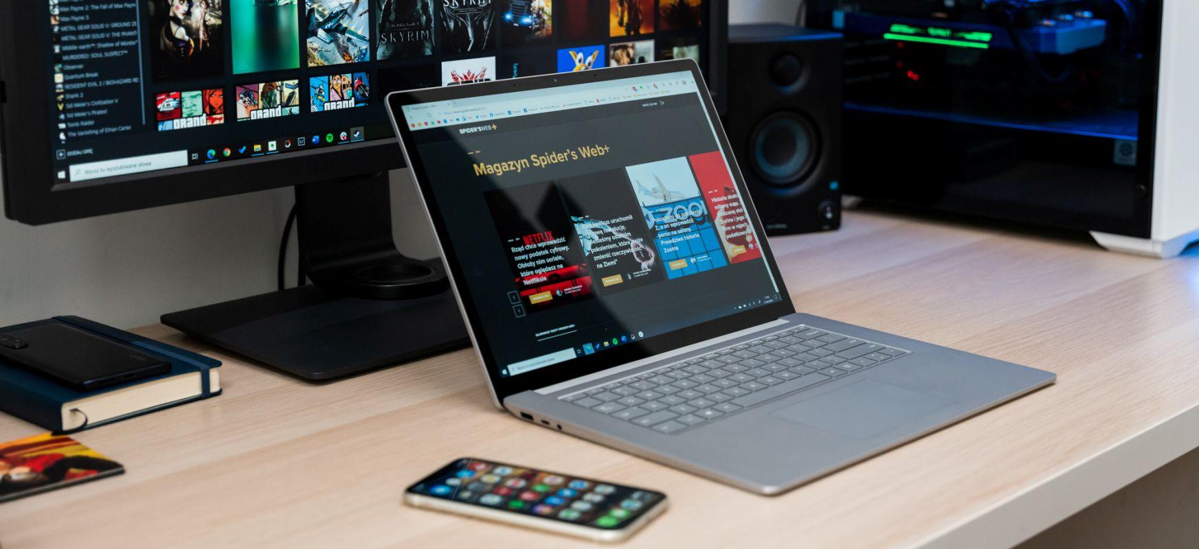 Nola erabili iPhone 10 Windows 10 ordenagailuarekin - Pausoz pausoko gida