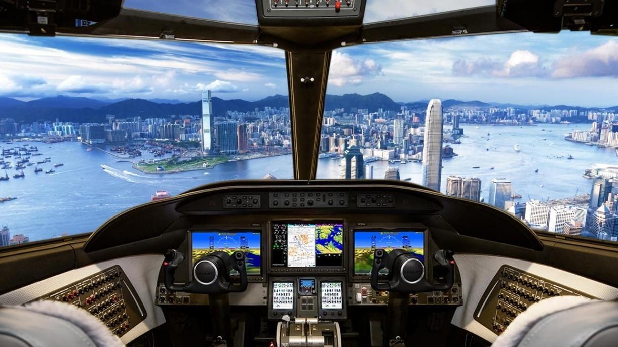 Microsoft Flight Simulator 2020-en baldintzak ikasi ditugu. Egingo al duzu?