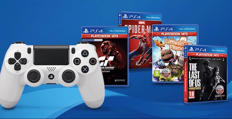 Promozio ona MediaMarkt-en: erosi DualShock kontroladorea 4eta lortuko duzu PS4rentzako joko esklusiboa 1 zł