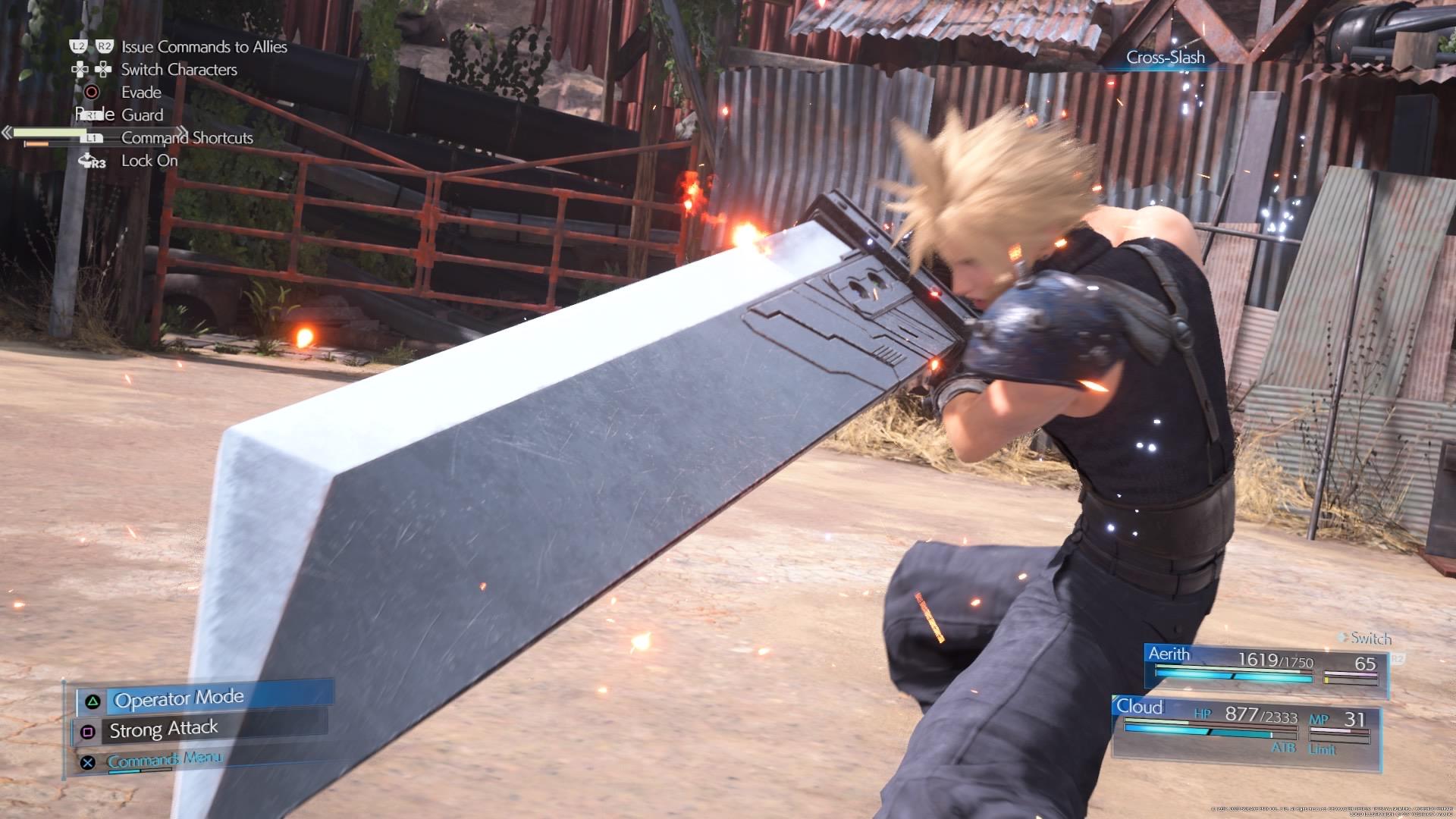 40 orduren ondoren, Final Fantasy VII Remake-ren bidez joan nintzen.  Abentura ederra, sorpresa handia, baina 10/10 ez dut emango