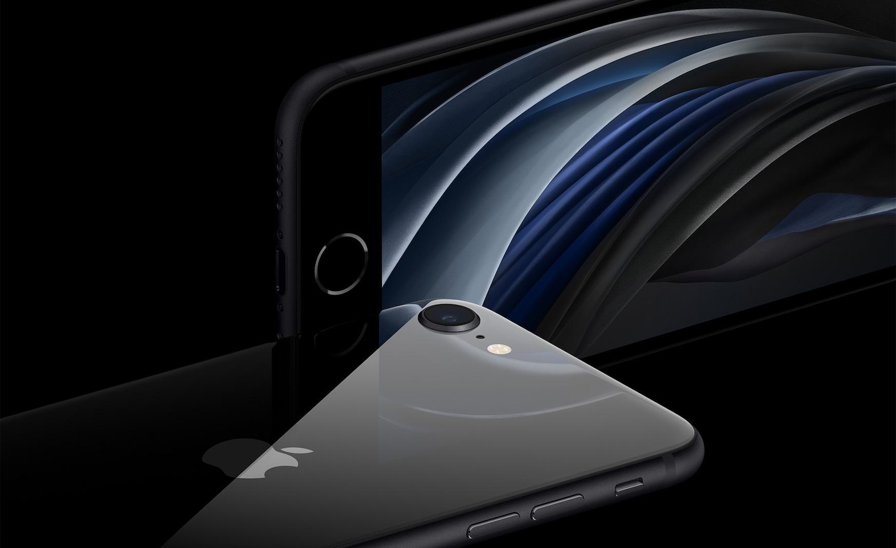Hemen duzu iPhone SE berria - museoaren aurrealdean, batxilergoaren barruan