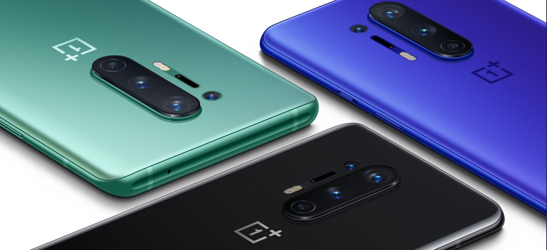 OnePlus merkeen aroaren amaiera.  Hemen dago OnePlus 8 eta OnePlus 8 Pro - Poloniako prezioak