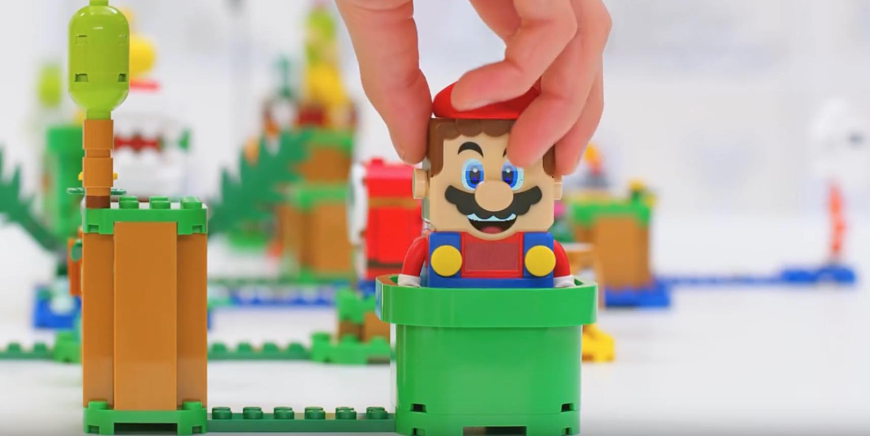 Ez gara poltsekin joango.  Ezagutzen ditugu Poloniako kaleratze data eta LEGO Super Marioren prezioa