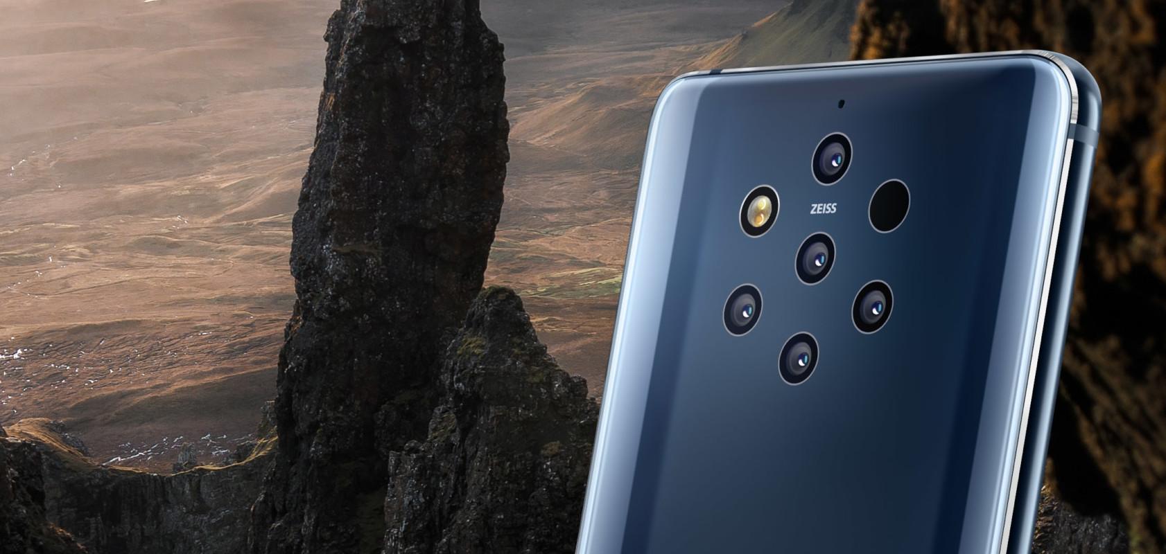 Nokia interesgarrienaren ondorengoaren estreinaldia atzeratu egin da.  nokia 9.3 PureView urteko bigarren seihilekoan