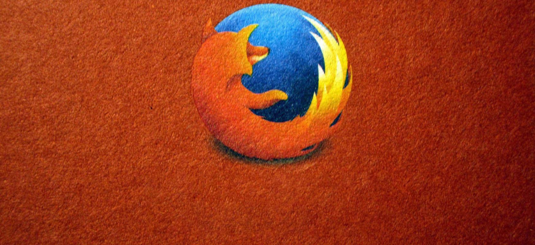 Firefox txarra egiten ari da.  Microsoft Edge aurretik zegoen ere