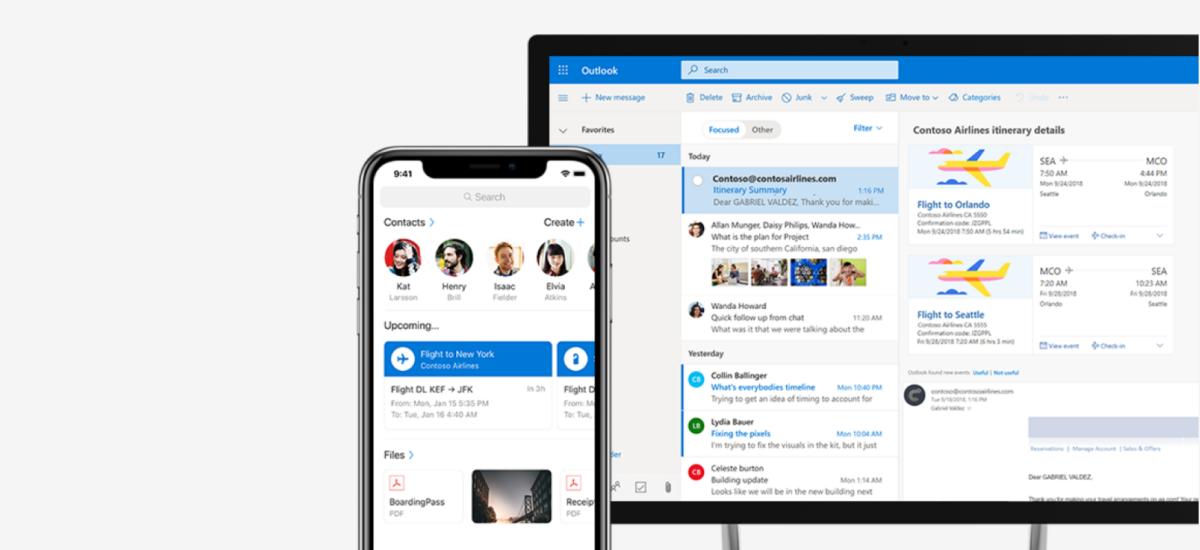 Ez zara Gmail-era zigortua.  Google posta Outlook.com-ekin konekta dezakezu