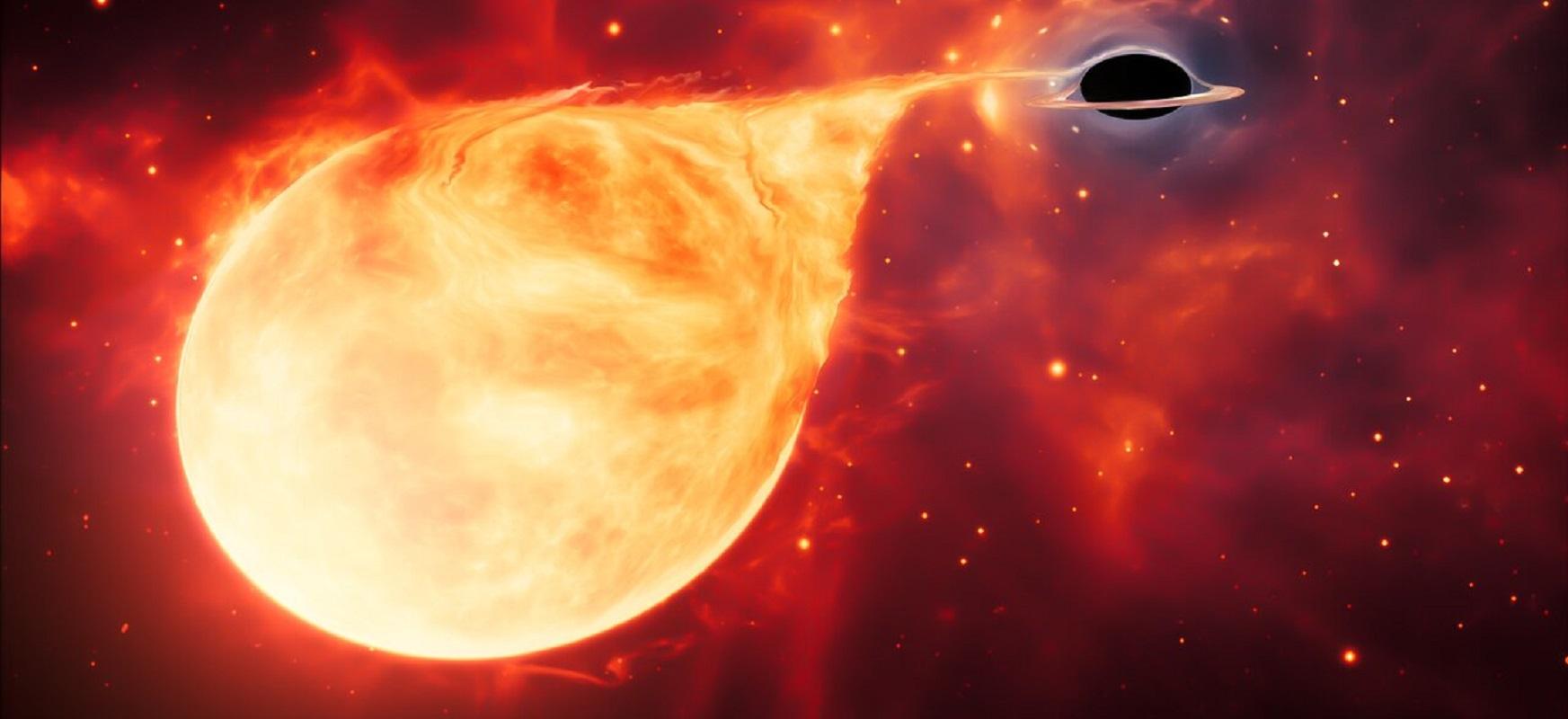 Hubble-k aspalditik bilatzen zuen bitarteko zulo beltza aurkitu du
