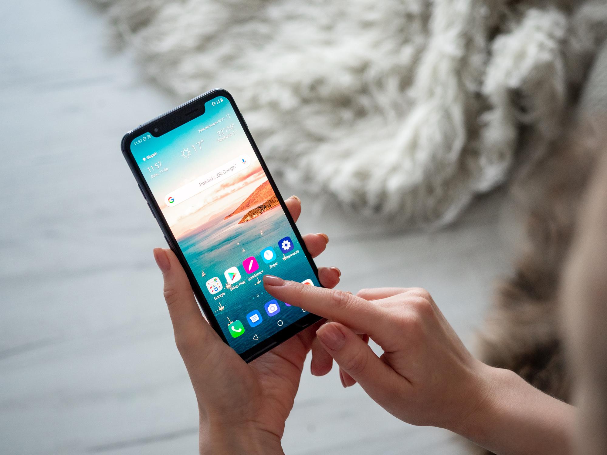 Smartphone bikaina da, baina ... - LG G8s ThinQ berrikuspena