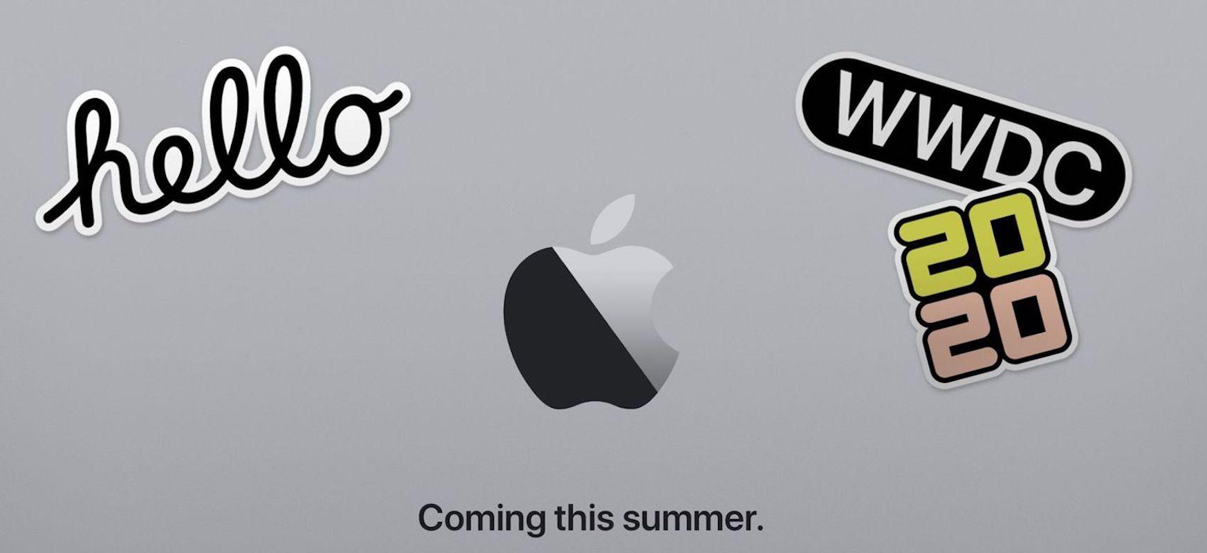WWDC 2020 ez da bertan behera utziko.  Konferentzia Apple'eta Internetera doa erabat