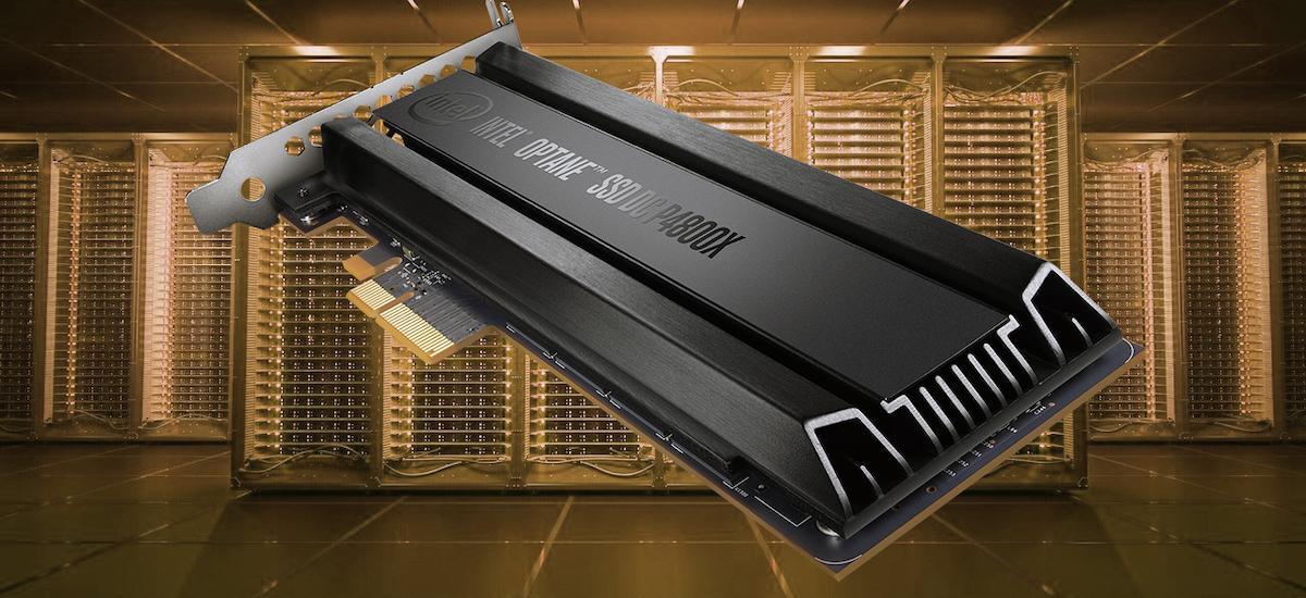 Poloniako Intel Optane-k babesten duen lehen hostinga.  Nazwa.pl da azkarrena eta 30 egun ematen ditu hori egiaztatzeko