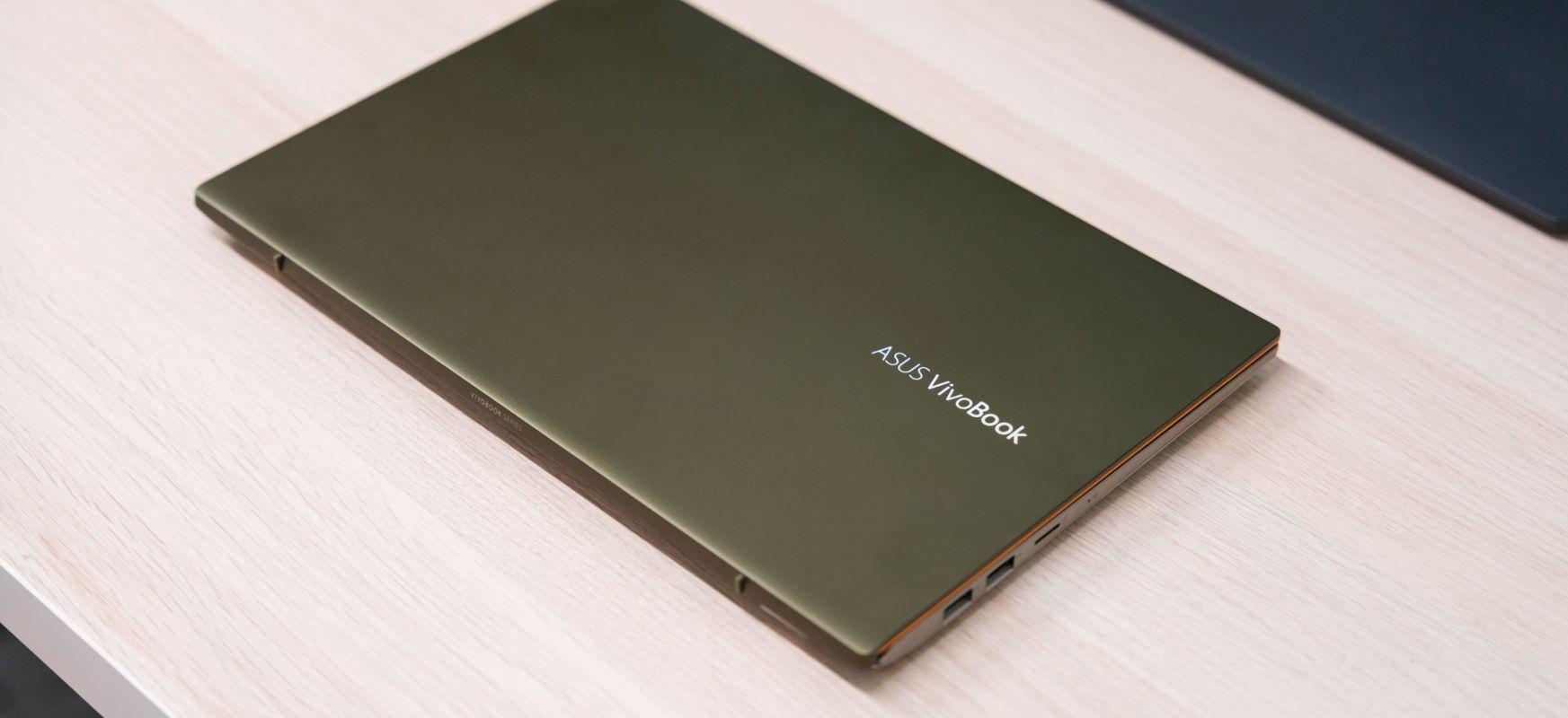 Ez ditu ontasunik botatzen.  Asus VivoBook S14 nor den egiaztatu nuen