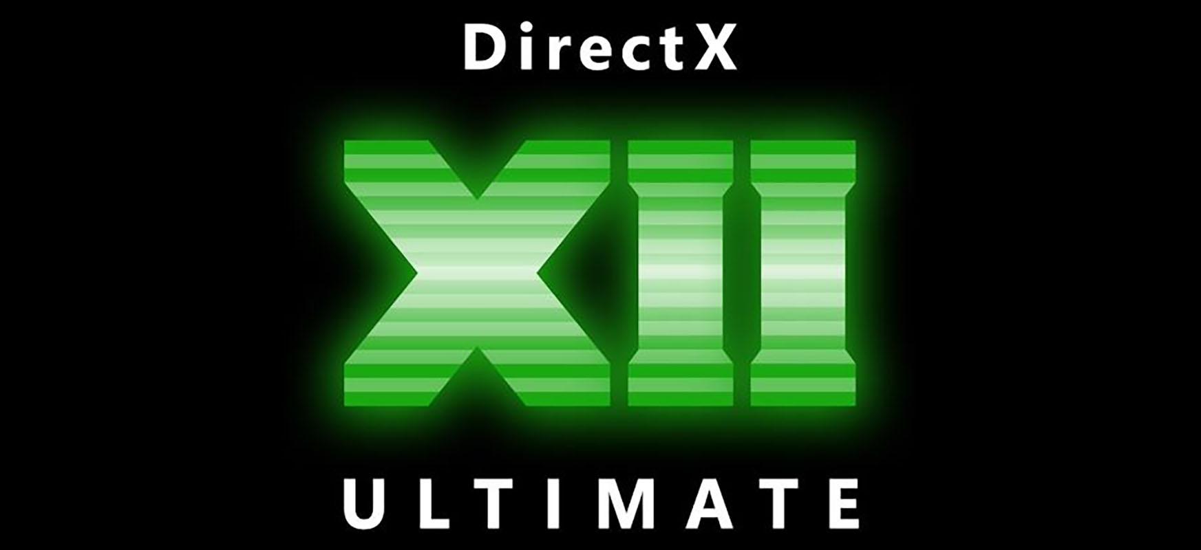 Dagoeneko ezagutzen dugu kontsola belaunaldi berria.  DirectX 12 Ultimate PC erreproduzitzaileentzako hurrengo belaunaldia da