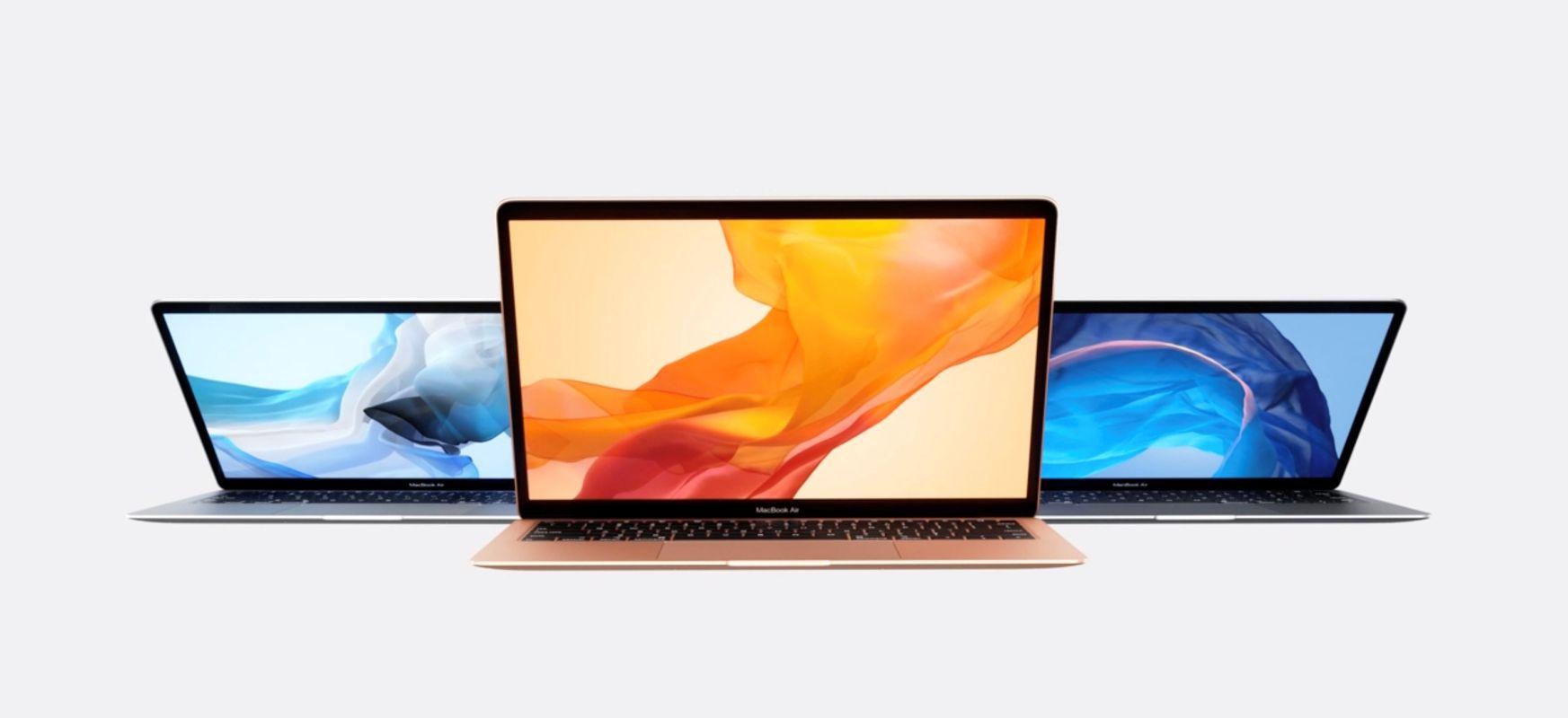 MacBook Air mundu osokoarekin alderatuta.  Ordenagailu eramangarri berriak merkatuan zer egingo duen egiaztatzen dugu Apple'eta