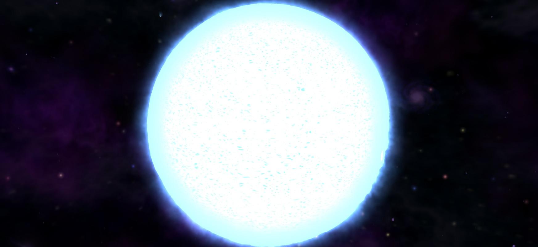 Super erraldoi urdinak SN1987A supernova leherketa eragin zuen