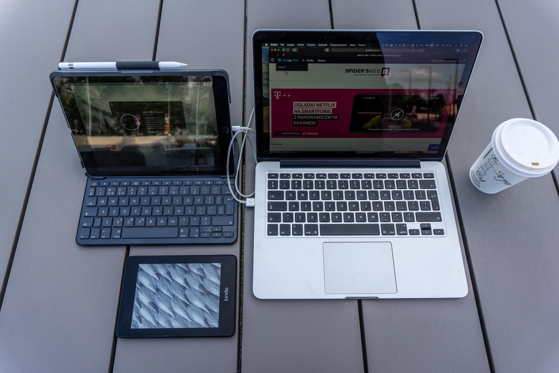 iPad bigarren MacBook pantaila gisa?  Hilabeteak daramatzat iPadOS gabe.  Behar duzun guztia Duet aplikazio bikaina da 1
