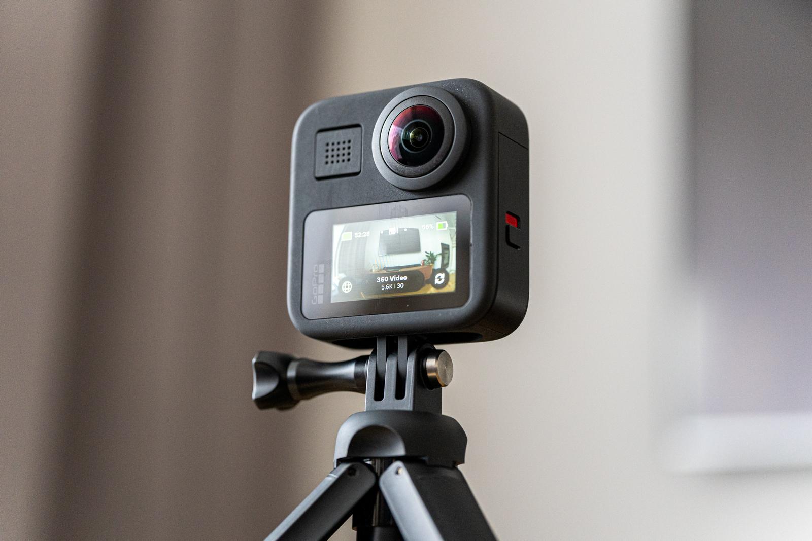 GoPro erosiko baduzu, kontuan hartu serio GoPro Hero Max - 360 kamera berrikustea erostea