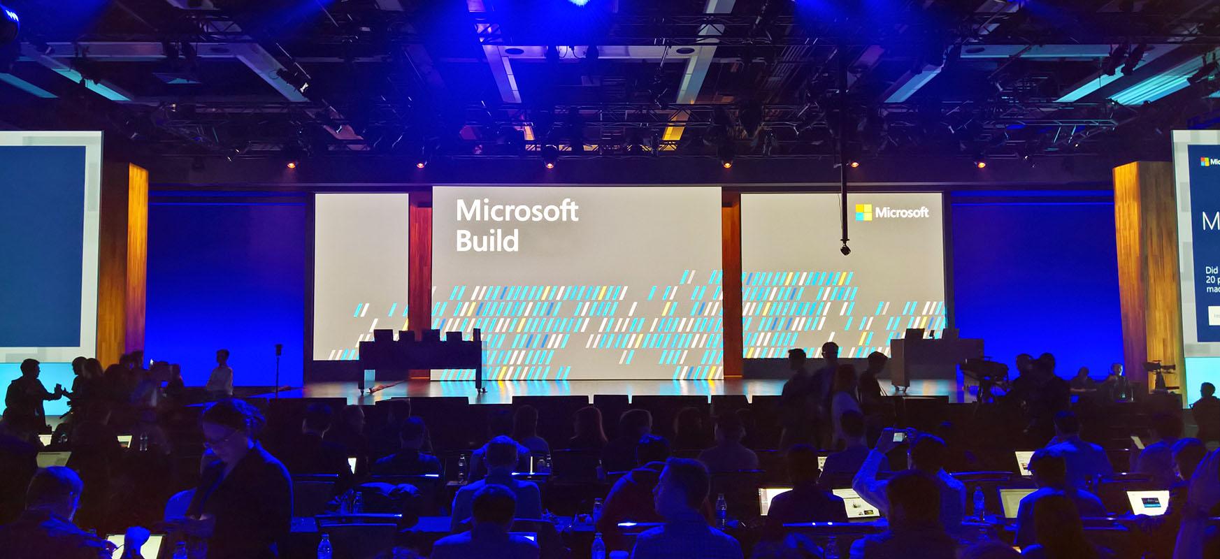 """Microsoft-en konferentzia garrantzitsuena bertan behera utzi da.  Build 2020 """"gertaera birtuala"""" izango da"""