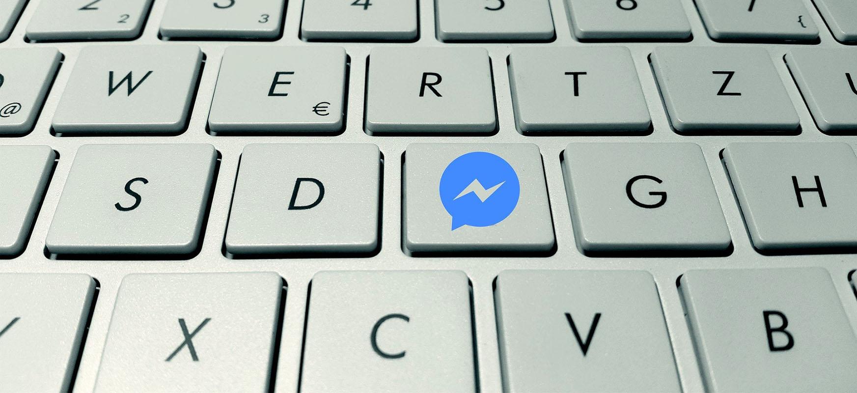 Facebook Windows Messenger-k laster bilatzaile bat eskuratuko du