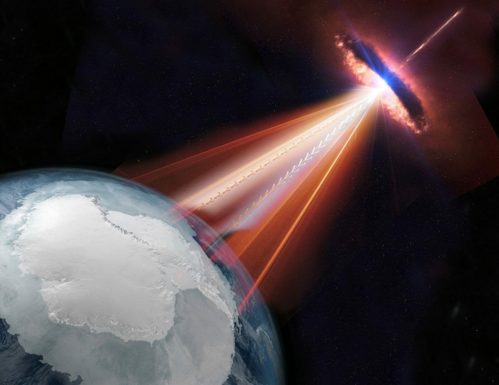 Astronomoek historiako blazar urrunena aurkitu dute