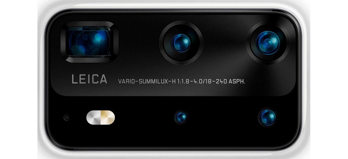 Huawei P40 Pro eta bere kamera indartsua - lehen xehetasunak ezagutzen ditugu