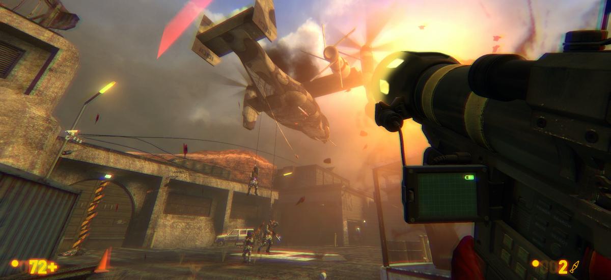 Half Life merezi duen remake bat 1.  Black Mesa-ren bertsio osoa Steam-en dago orain.  Iritziak izugarri positiboak dira