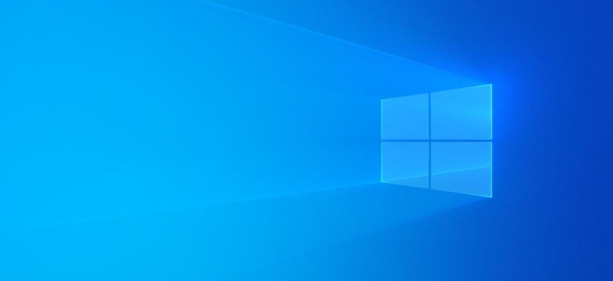 Microsoft Windows 10. fitxategi aktiboen itxura hartzen ari da. Azkarra da