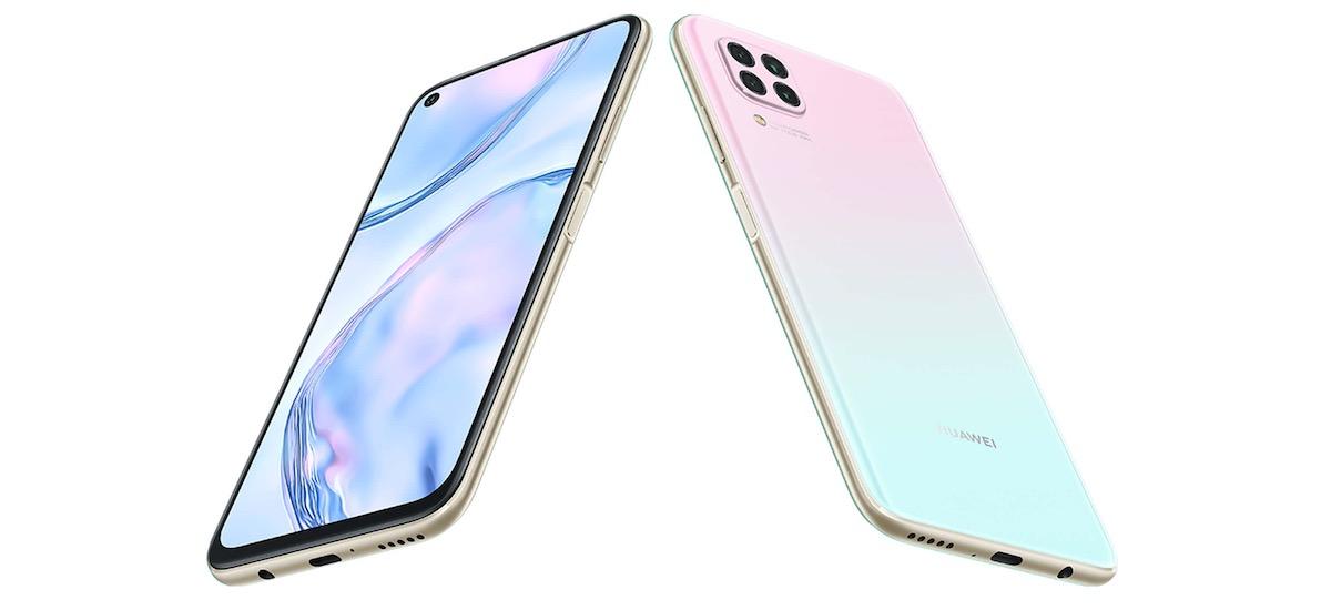 Huawei P40 Lite eta P40 Lite E AB Foto-n 999 eta 699 PLN-n.  Telefonoarekin batera hainbat opari jasoko ditugu