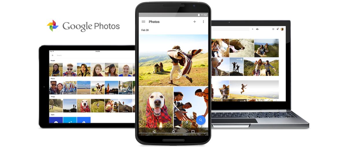 Google Fotos-k ez du zentzurik ez duen interfaze aldaketa
