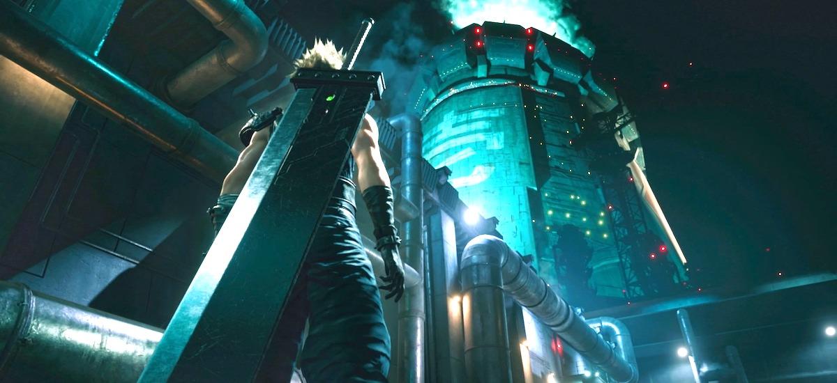 Final Fantasy VII demo guztiontzat PS4-n.  Remake-an jokatu nuen eta guztiak kentzen nituen
