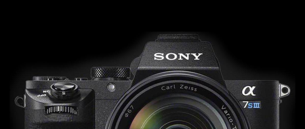 Sony A7S III koronavirusarekin atzeratu daiteke.  Matrizaren ematearekin arazo bat dago