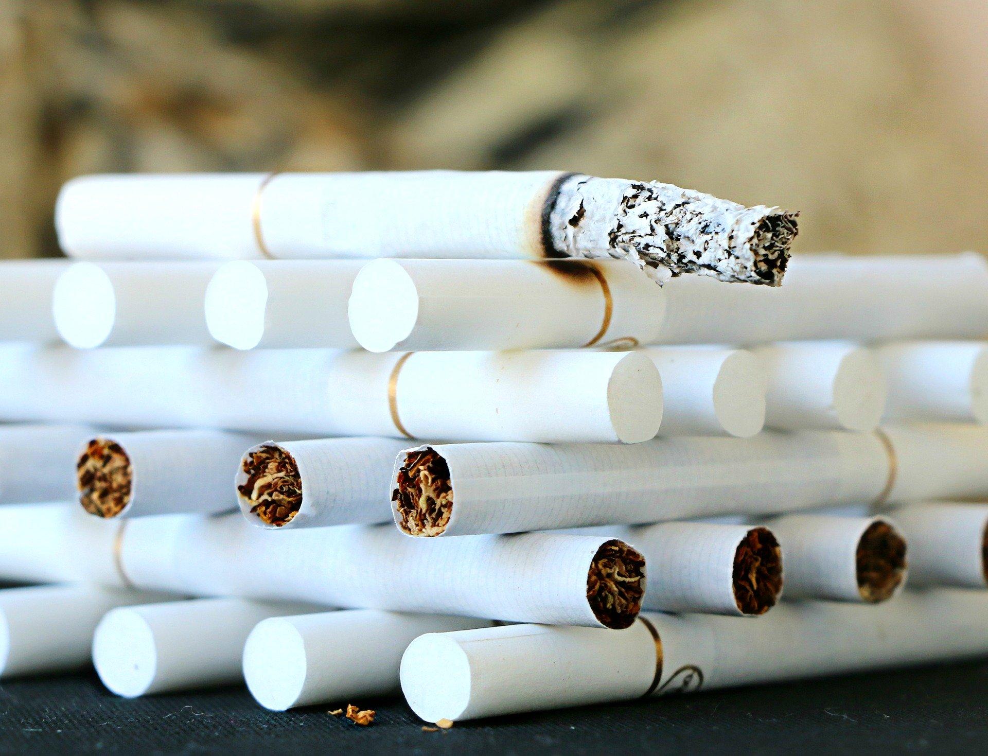 Mentol zigarroak dendetatik desagertuko dira maiatzaren 20an.  Zein alternatiba egongo dira erretzaileen eskura?