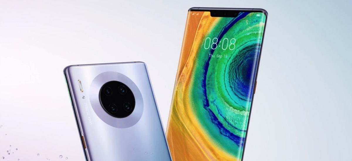 Huaweia plan honek erre egin dezake.  Fabrikatzaileak bi sistemak dituzten telefonoak salduko ditu