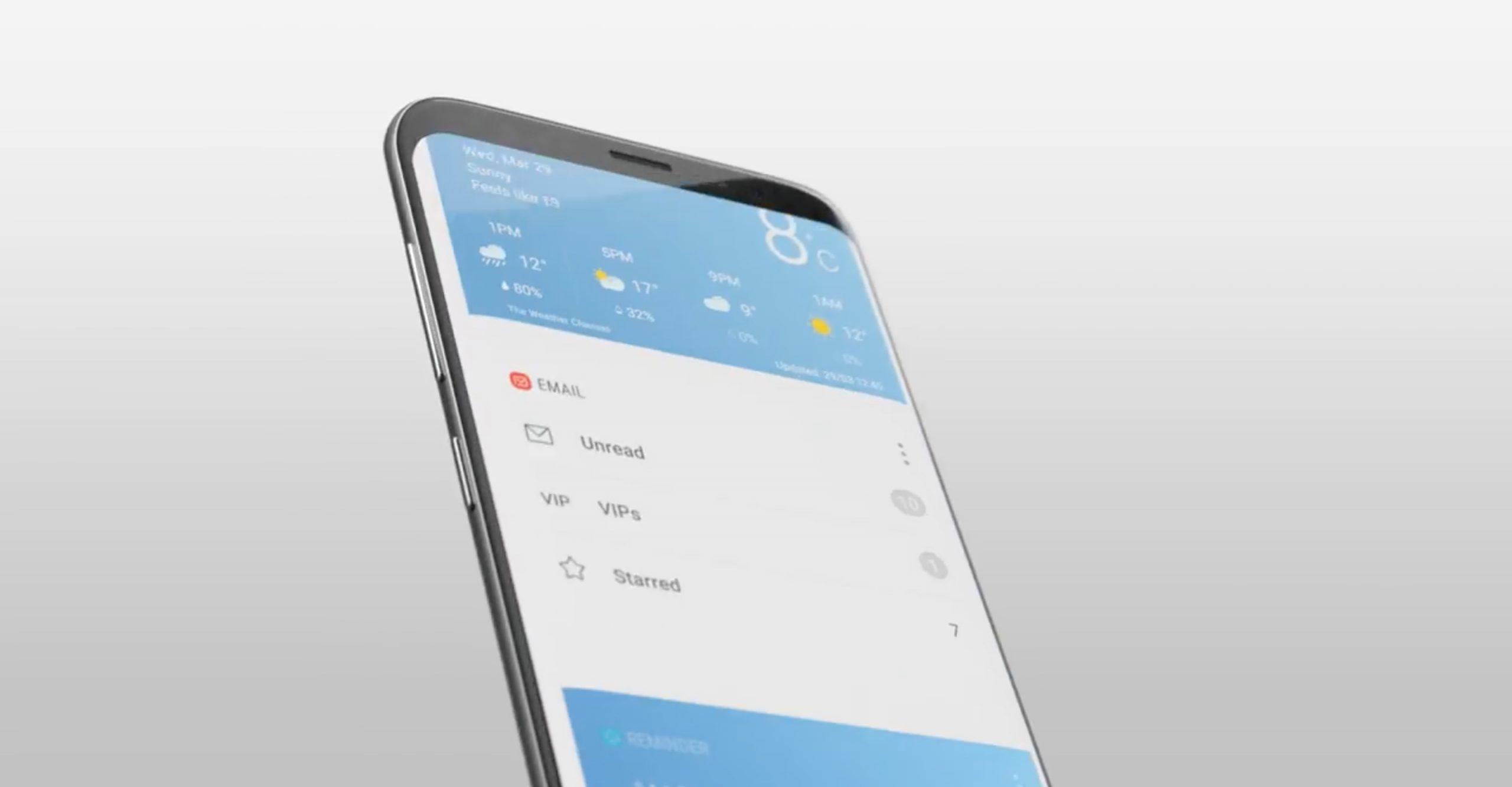 Duzu Galaxy S8 edo Oharra 8?  Eman 10 Androiderako itxaropena