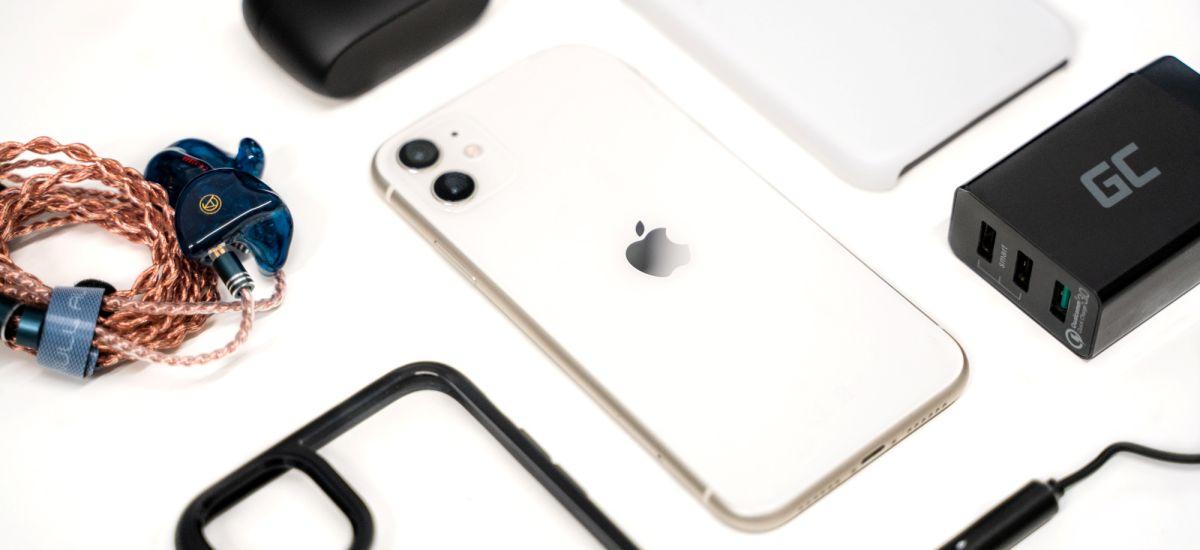 Smartphone EDC.  Nire iPhone osagarriak gogokoenak 11