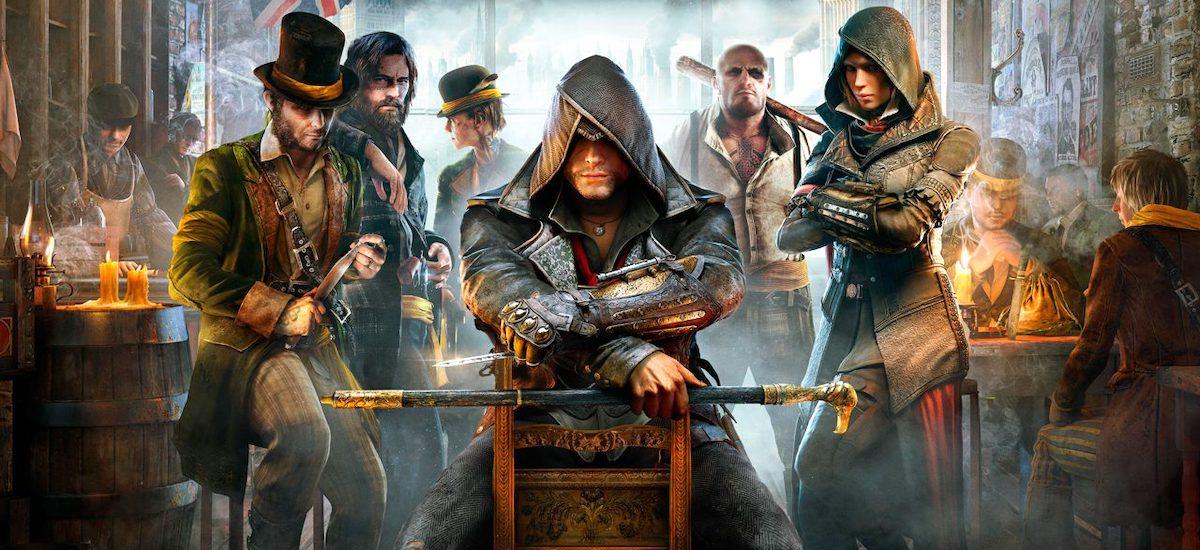 Ikusi iraultza industriala Assassin's Creed Syndicate-n.  Orain jokoan doan da