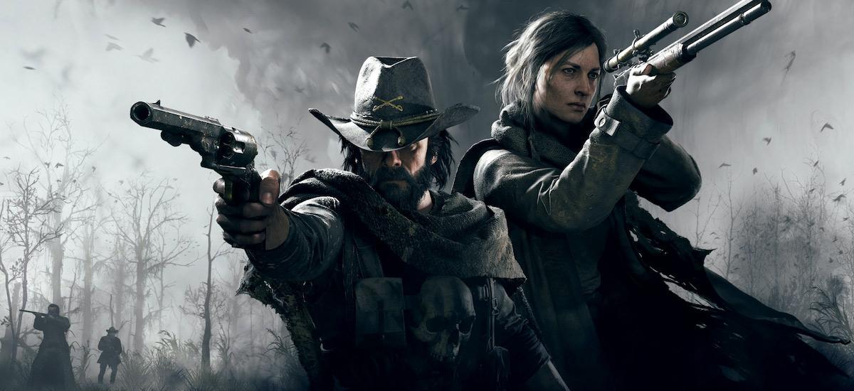 Hunt: Showdown PS4-n jolasten aritu gara hainbat egunetan.  Harrigarria da jokoa nire sudurra pasatu izana berezia delako