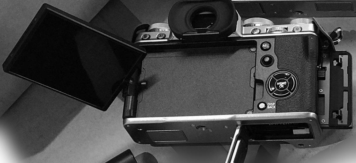 Fujifilm X-T4 kamera ispilurik gabeko kamerari buruz ia dena dakigu
