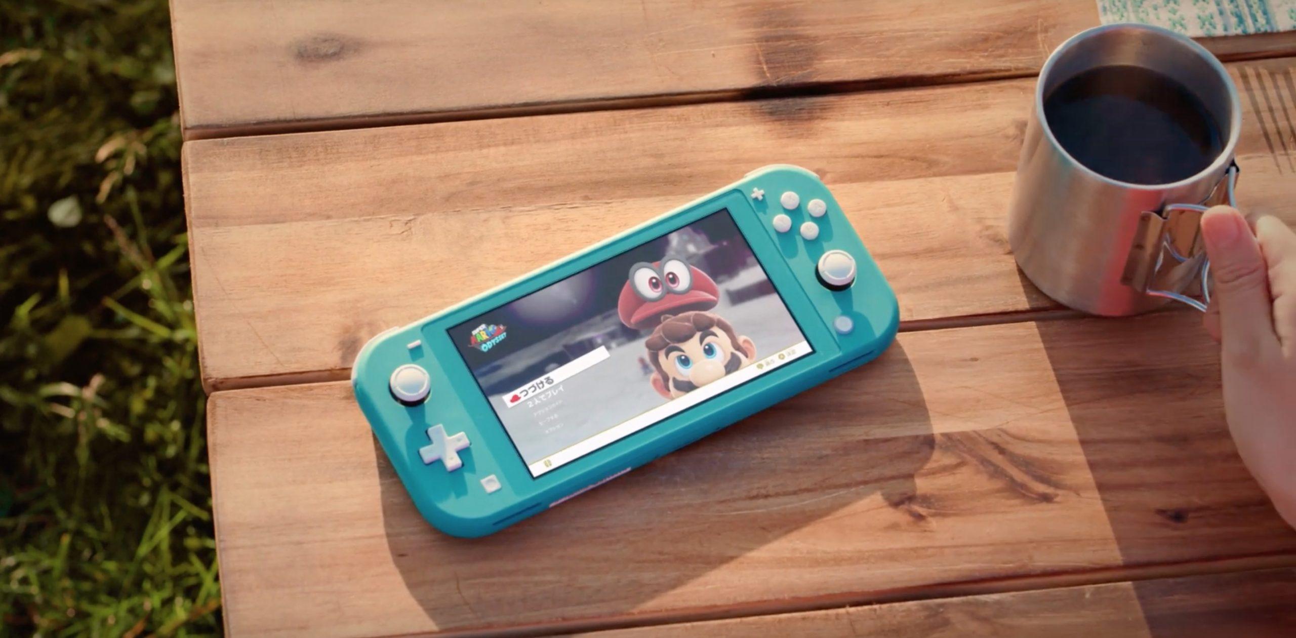 Nintendo Switch Pro berriro txosten berrietan itzuli da.  Kontsola berriak 4K jokoak kudeatuko ditu