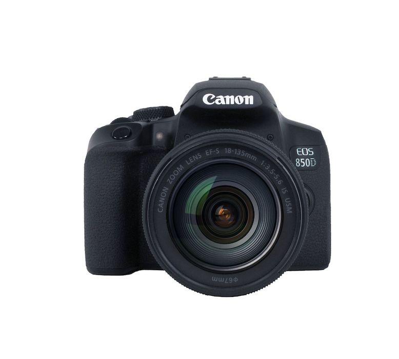 Canon EOS 850D SLR kamera berria da, ispilurik gabeko kamera ugari biltzen dituena