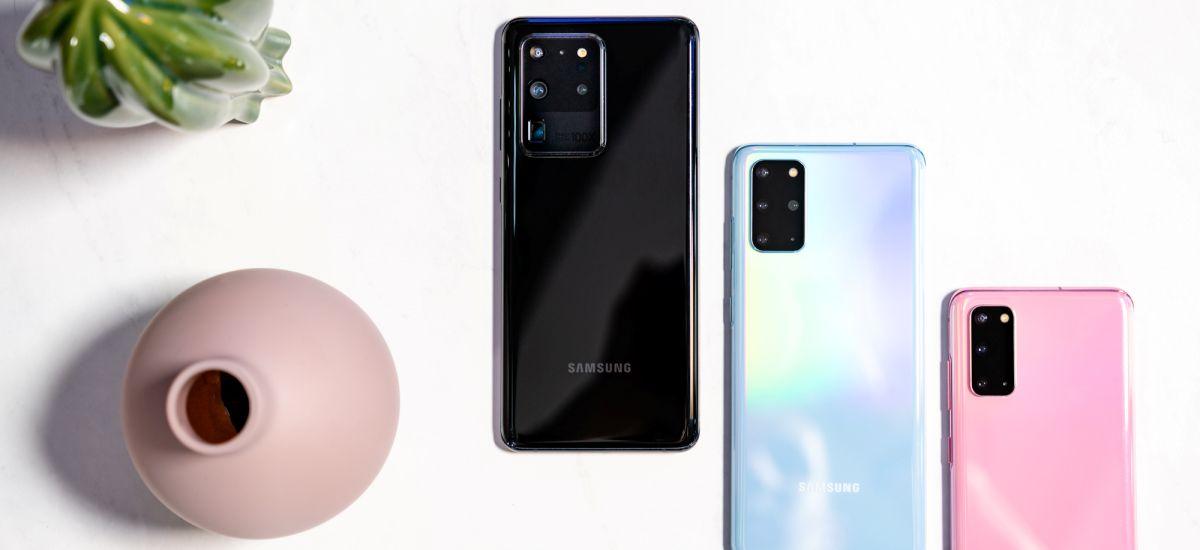 Galaxy S20, Galaxy S20 +, agian Galaxy S20 Ultra?  Samsung telefonoak gehien ordaintzen duena iradokitzen dugu